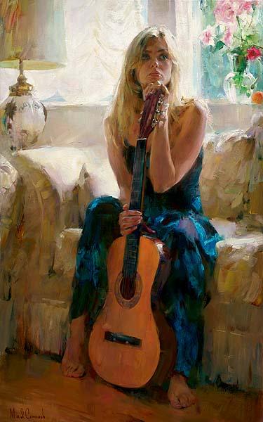 الأنوثه موسيقى< يستطيع الجميع عزفها!!