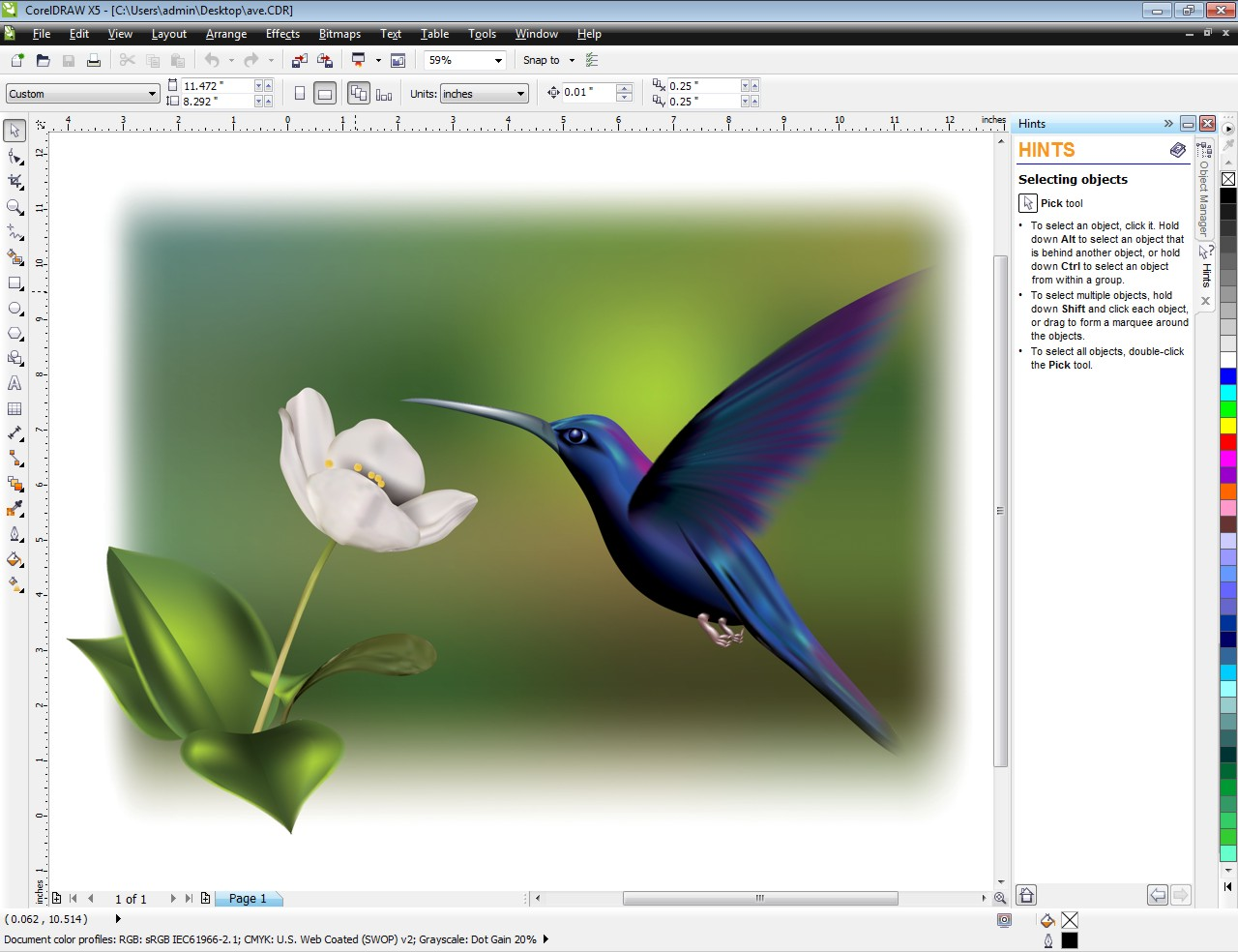 Скачать бесплатно CorelDRAW Premium Suite X5 with Keygen 2011 без